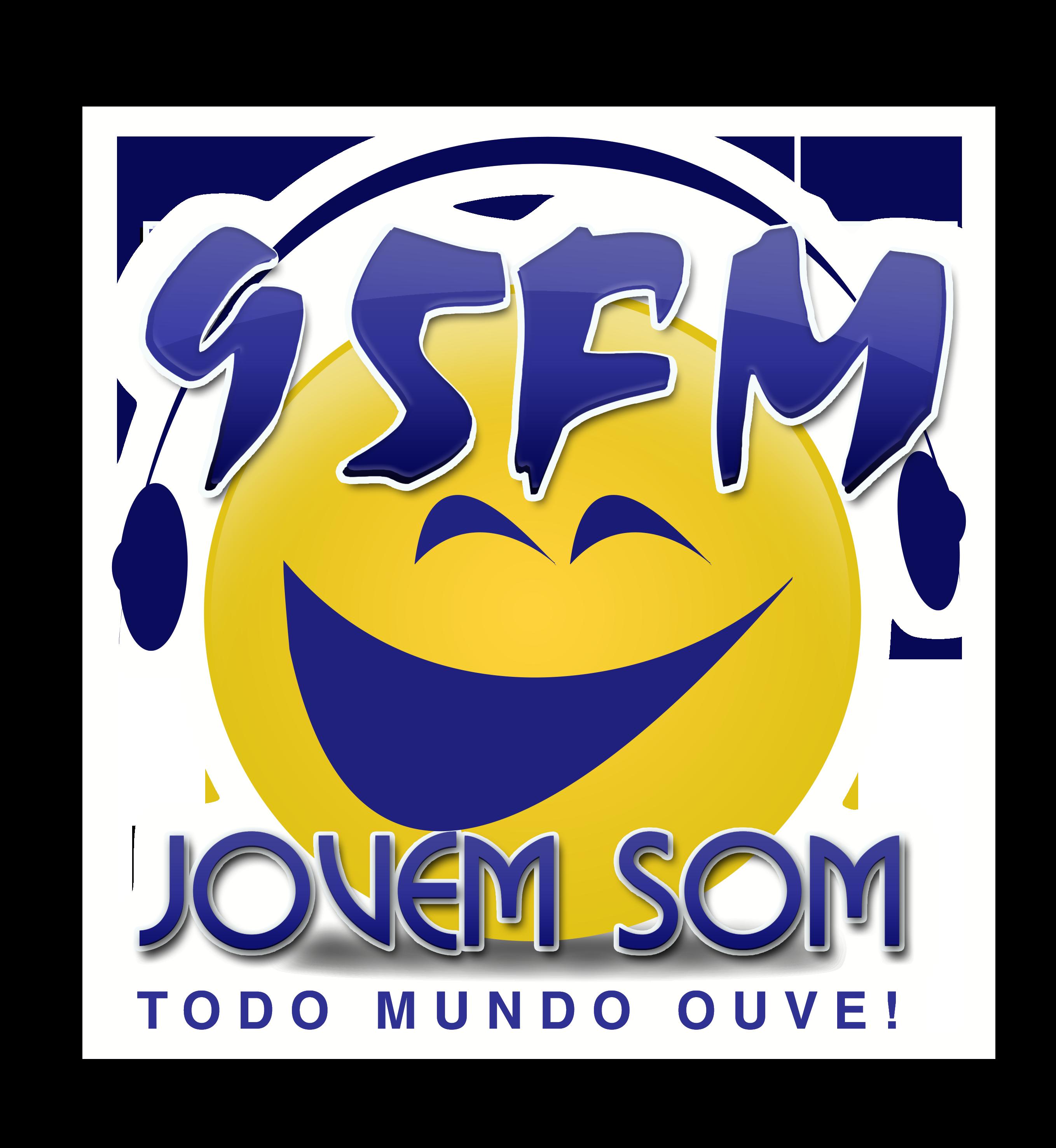 logo site Jovem som